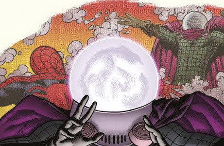 100% Marvel HC: Spiderman Vs. Mysterio