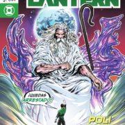 El Green Lantern 3 y 4 (85-86) de Grant Morrison y Liam Sharp
