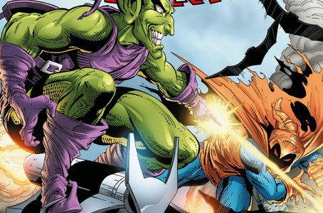 Marvel Héroes. El Asombroso Spiderman: El superhéroe cósmico no mutante