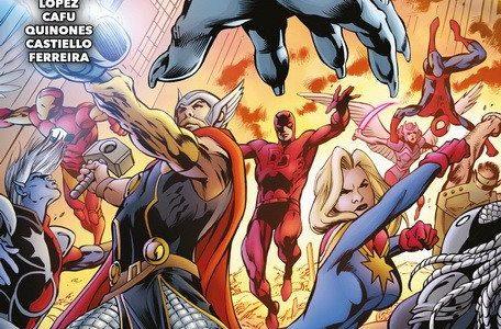 Universo Marvel: La Guerra de los Reinos Extra 1
