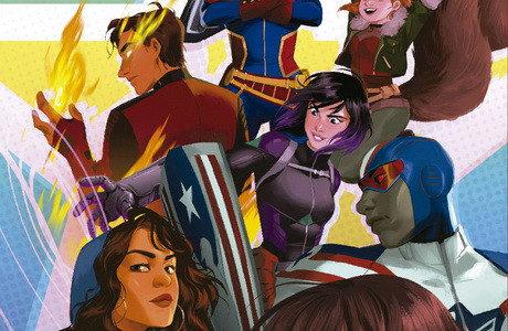 100% Marvel: Marvel Rising