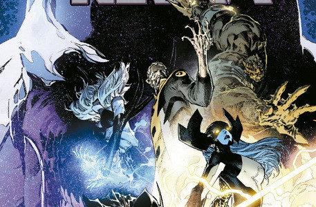 La Orden Negra: Los Maestros de la Guerra de Thanos