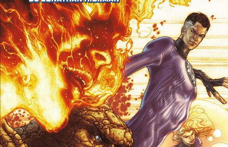 Marvel Saga Los 4 Fantásticos 1: El puente