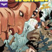 Wonder Woman nº17: La guerra de los gigantes