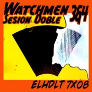Watchmen sesión doble: núms. 3 y 4