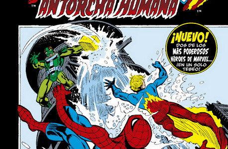 Marvel Gold Marvel Team-Up 1. ¡La Guerra del mañana!