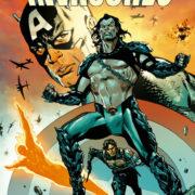 100% Marvel. Los Invasores 1 – Fantasmas de guerra de Zdarsky, Magno y Guice