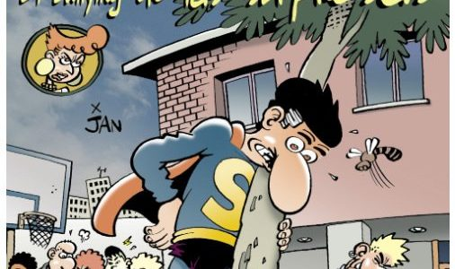 El bullying de las sorpresas, de Jan.