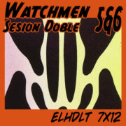 Watchmen sesión doble: núms. 5 y 6