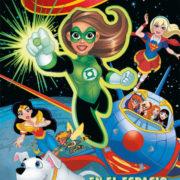 DC Superhero Girls: En el espacio exterior