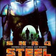 ¡Viñetas y … acción! 31 Steel de Kenneth Johnson
