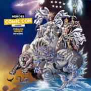 Crónica de Heroes Comic Con Madrid 2019