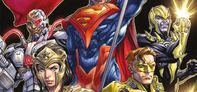 Injustice: Gods amogs us. Año cinco tomo 3 de 3