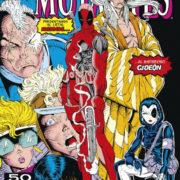 Marvel Facsímil: The New Mutants 98