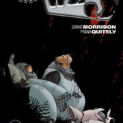 Biblioteca Grant Morrison: WE3, de Grant Morrison y Frank Quitely