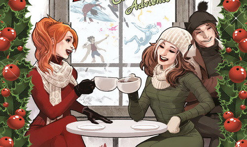 Merry X-Men: Calendario de Adviento