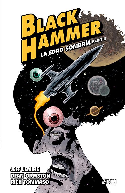 black hammer la edad sombria 2