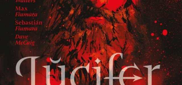 Lucifer vol.1: La comedia infernal