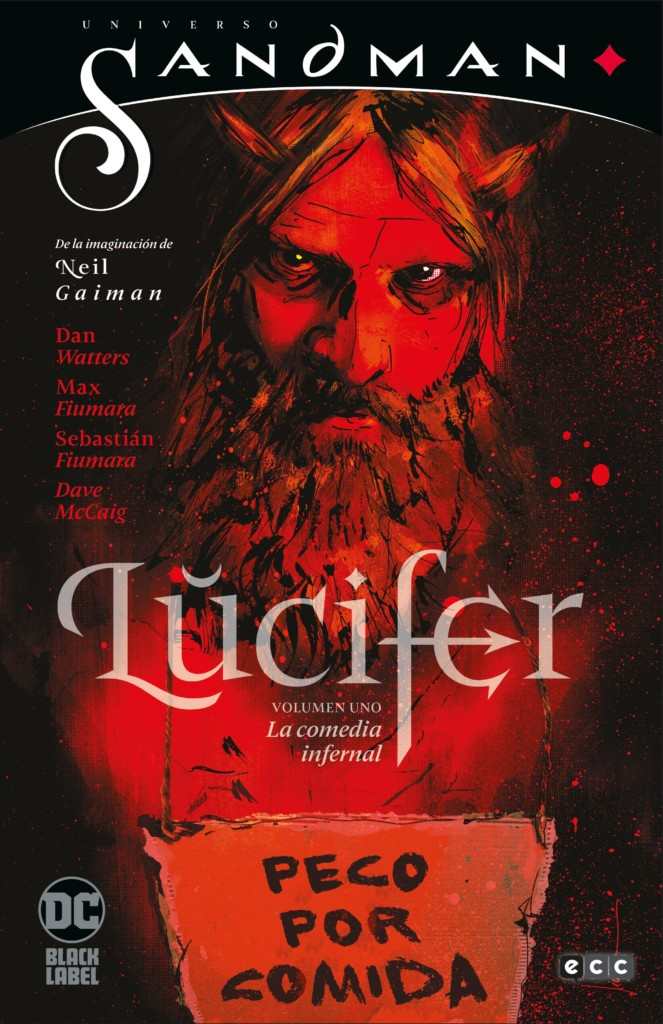 lucifer la comedia infernal