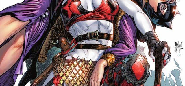 Harley Quinn 35/5. Último número