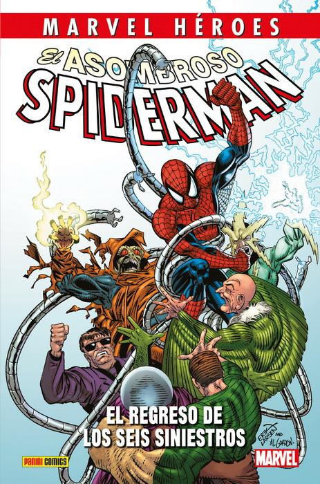 mh spiderman el regreso de los seis siniestros
