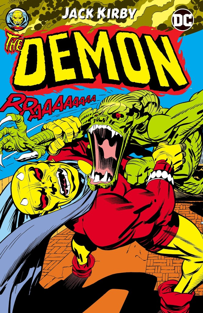 the demon jack kirby