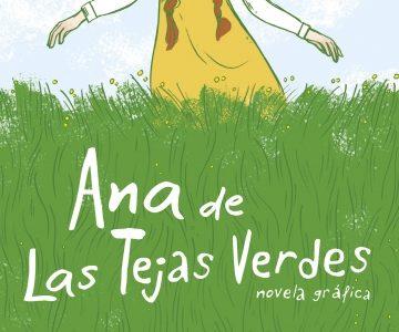 Ana de las Tejas Verdes, de Mariah Marsden y Brenna Thummler