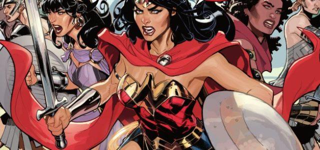 Wonder Woman nº19: El año del villano