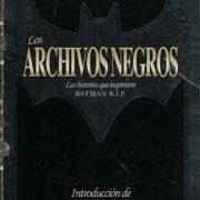 Desde la pila: Batman – Los archivos negros