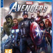 Un primer vistazo a Marvel's Avengers (PS4)