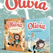 Olivia: El genio sinvergüenza y El zorro furioso