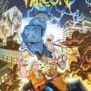 Murder Falcon, de Daniel Warren Johnson y Mike Spicer