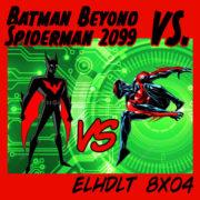 Batman Beyond vs. Spiderman 2099