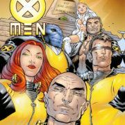 New X-Men 1 & 2, de Grant Morrison