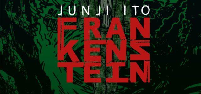 Frankenstein, de Junji Ito