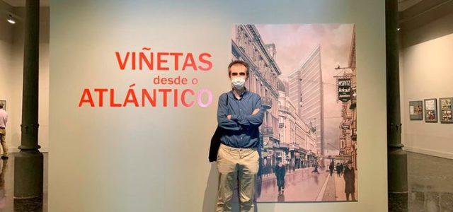 Entrevista a Agustín Ferrer.