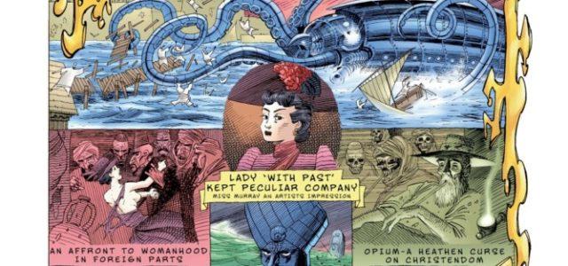 La Liga de los Caballeros Extraordinarios: Referencias literarias (I)