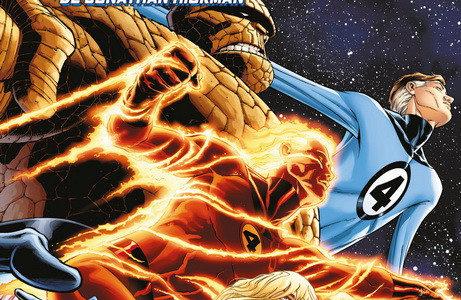 Marvel Saga Los 4 Fantásticos 6: Para siempre
