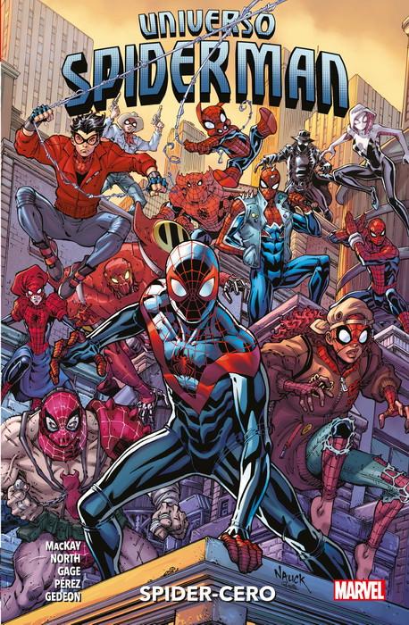 Universo Spiderman Spider cero