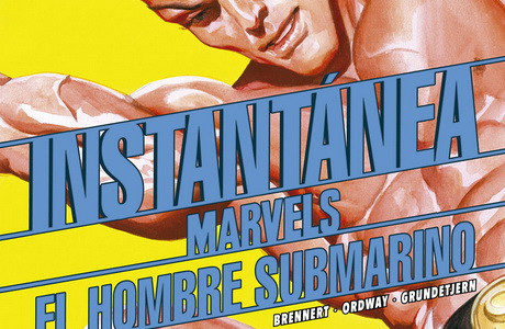 Instantánea Marvels 1-2: El Hombre Submarino / Los 4 Fantásticos