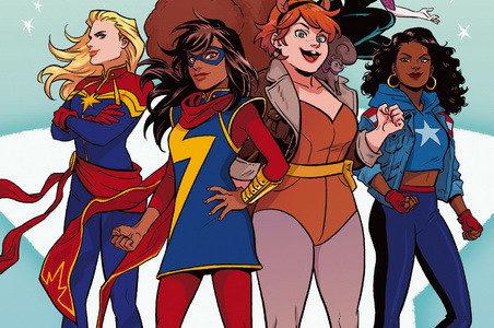 Marvel Rising: Heroínas de la Mesa Redonda