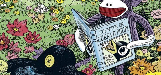 Mono de trapo: Antología, de Tony Millionaire