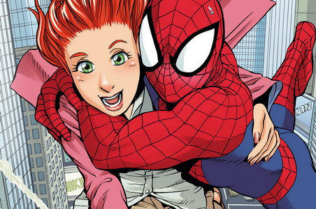 Marvel Young Adults. Spiderman ama a Mary Jane vol. 1