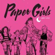 Paper Girls integral 1, de Vaughan y Chiang