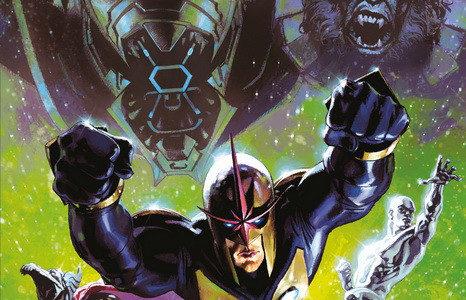 100% Marvel HC Aniquilación: Plaga