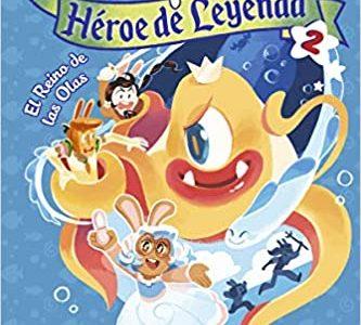 Pepino, Héroe de Leyenda 2: El reino de las olas