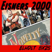 Premios Eisner 2000