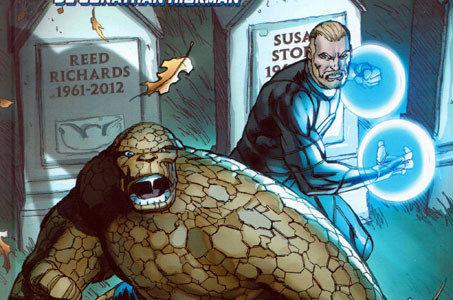 Marvel Saga Los 4 Fantásticos 8: Inerte