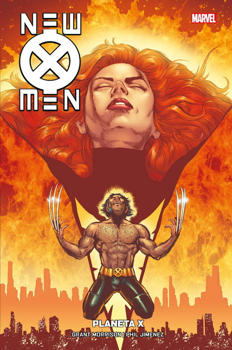 New X-Men 6 portada