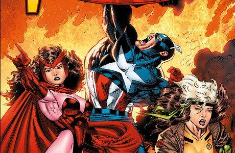 Marvel Héroes 101. Los Vengadores: Lazos de Sangre